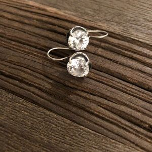 "Silpada Sterling Silver ""Center Stage"" Earrings"